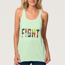 Fight – Motivational Tank Top