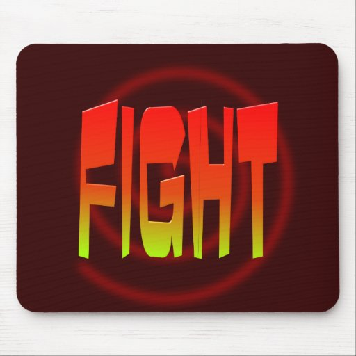 fight mousepads