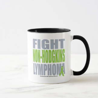 Fight Non-Hodgkins Lymphoma Mug