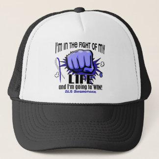 Fight Of My Life 2 ALS Trucker Hat