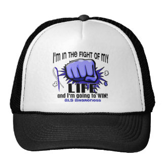Fight Of My Life 2 ALS Trucker Hat