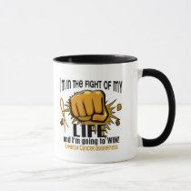 Fight Of My Life 2 Appendix Cancer Mug