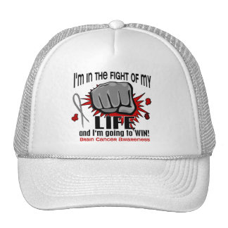 Fight Of My Life 2 Brain Cancer Hats