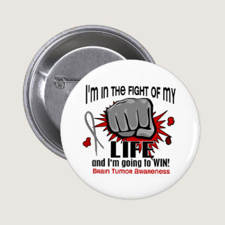 Fight Of My Life 2 Brain Tumor Button