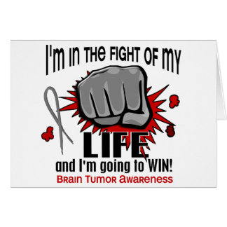 Fight Of My Life 2 Brain Tumor Card