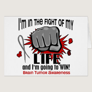Fight Of My Life 2 Brain Tumor Card