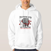 Fight Of My Life 2 Brain Tumor Hoodie
