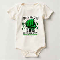 Fight Of My Life 2 Cerebral Palsy Baby Bodysuit