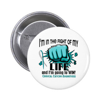 Fight Of My Life 2 Cervical Cancer Pins