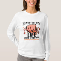 Fight Of My Life 2 Endometrial Cancer T-Shirt