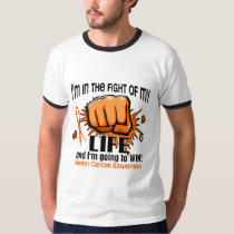 Fight Of My Life 2 Kidney Cancer T-Shirt