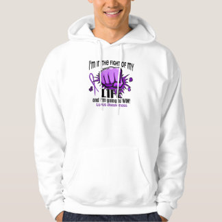 Fight Of My Life 2 Lupus Hoodie