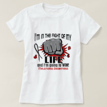 Fight Of My Life 2 Melanoma T-Shirt