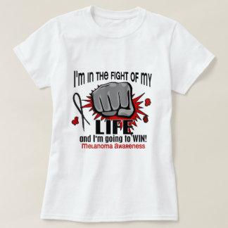 Fight Of My Life 2 Melanoma T-Shirt