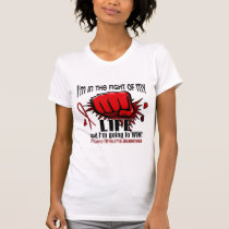Fight Of My Life 2 Multiple Myeloma T-Shirt