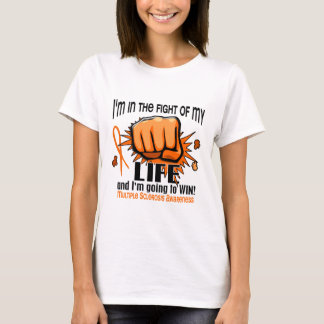 Fight Of My Life 2 Multiple Sclerosis T-Shirt