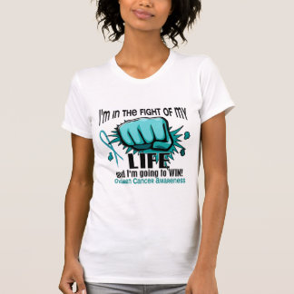 Fight Of My Life 2 Ovarian Cancer Shirts