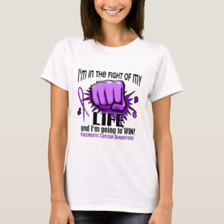Fight Of My Life 2 Pancreatic Cancer T-Shirt