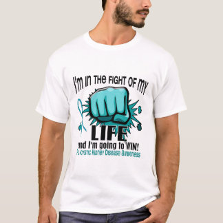 Fight Of My Life 2 PKD T-Shirt