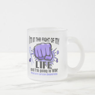 Fight Of My Life 2 Prostate Cancer Coffee Mugs