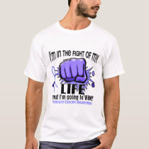 Fight Of My Life 2 Prostate Cancer T-Shirt