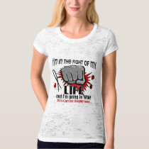 Fight Of My Life 2 Skin Cancer T-Shirt