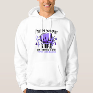 Fight Of My Life 2 Stomach Cancer Hoodie