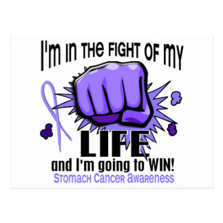 Fight Of My Life 2 Stomach Cancer Post Cards
