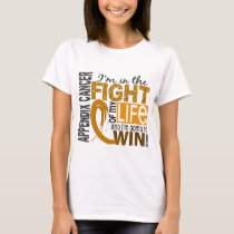 Fight Of My Life Appendix Cancer T-Shirt