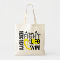 Fight Of My Life Bladder Cancer Tote Bag