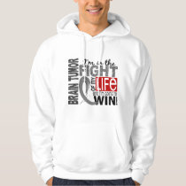 Fight Of My Life Brain Tumor Hoodie