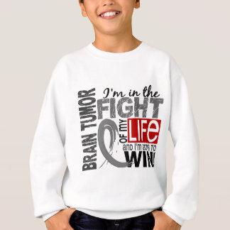 Fight Of My Life Brain Tumor Sweatshirt