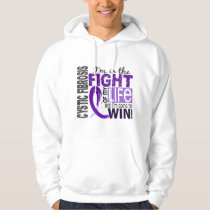 Fight Of My Life Cystic Fibrosis Hoodie