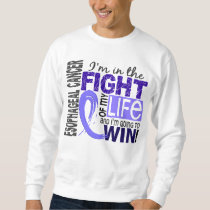 Fight Of My Life Esophageal Cancer Sweatshirt