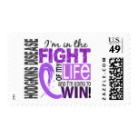 Fight Of My Life Hodgkin's Disease Postage