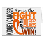 Fight Of My Life Kidney Cancer Cards
