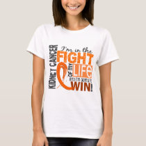 Fight Of My Life Kidney Cancer T-Shirt