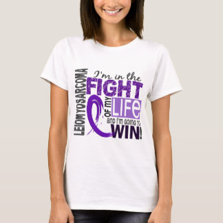 Fight Of My Life Leiomyosarcoma T-Shirt
