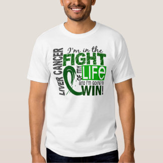 Fight Of My Life Liver Cancer Shirt