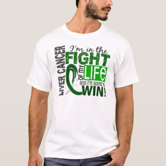 Fight Of My Life Liver Cancer T-Shirt