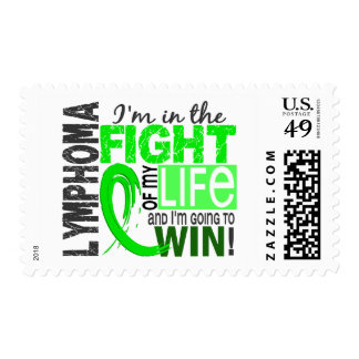 Fight Of My Life Lymphoma Stamps
