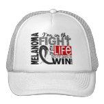 Fight Of My Life Melanoma Hat