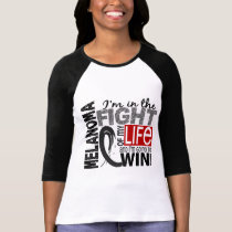 Fight Of My Life Melanoma T-Shirt
