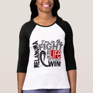 Fight Of My Life Melanoma T-Shirt