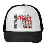 Fight Of My Life Mesothelioma Hat