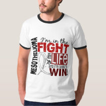Fight Of My Life Mesothelioma T-Shirt