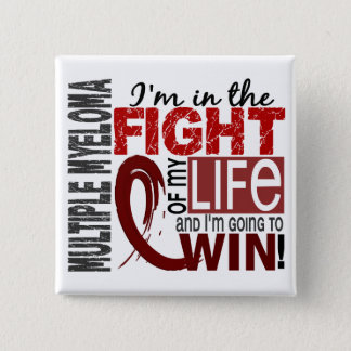 Fight Of My Life Multiple Myeloma Button