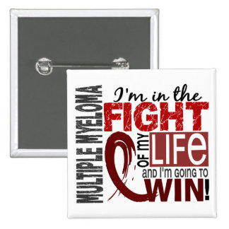 Fight Of My Life Multiple Myeloma Buttons
