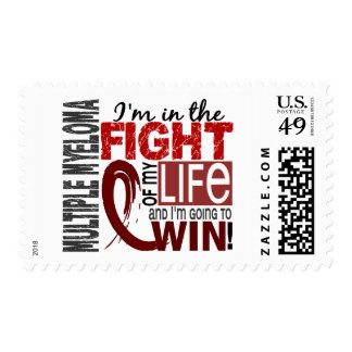 Fight Of My Life Multiple Myeloma Postage