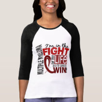 Fight Of My Life Multiple Myeloma T-Shirt